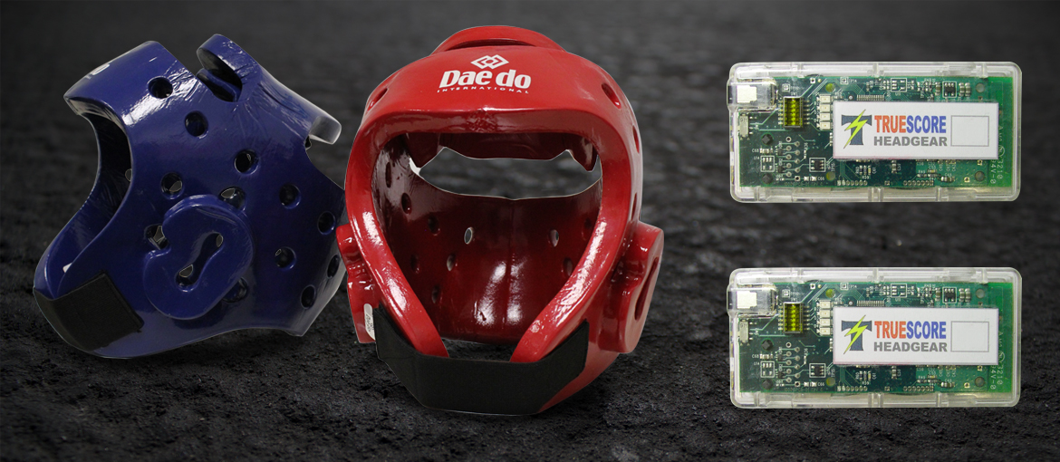 Electronic Sparring Gear